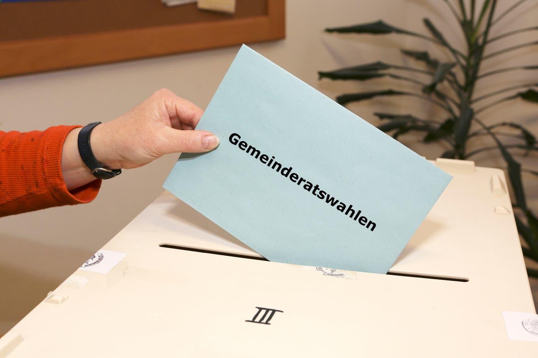 Der Wahlkampf in Döttingen ist lanciert